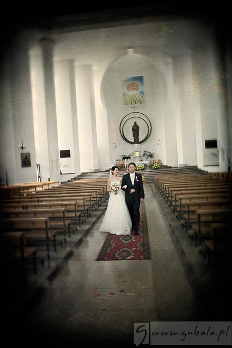Asia i Patryk ślub
