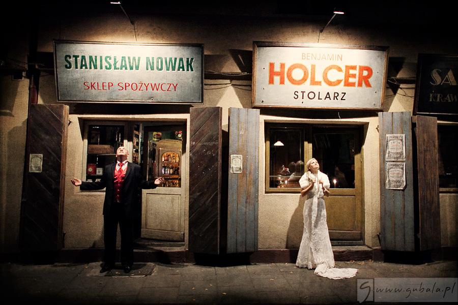 gosia darek plener Kraków Kazimierz